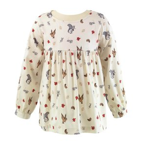 Woodland Babydoll Top