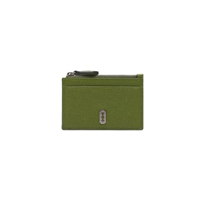 [vunque]  Occam Razor Zipper Card Wallet (오캄 레이저 지퍼 카드지갑) Khaki
