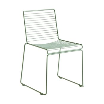 [주문 후 3개월 소요] Hee Dining Chair Fall green