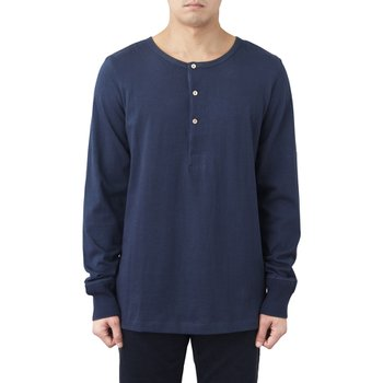 206 HENLEY LONG SLEEVE NAVY