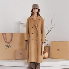 [써틴먼스] HANDMADE LONG WOOL COAT CAMEL (3638111)