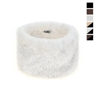 Mink Fur Neck Warmer_DYN01