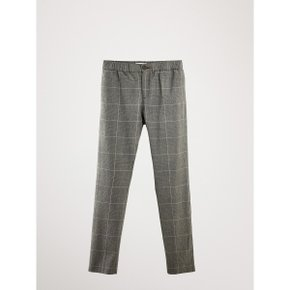 CHECK COOTTON TROUSERS 05013152802