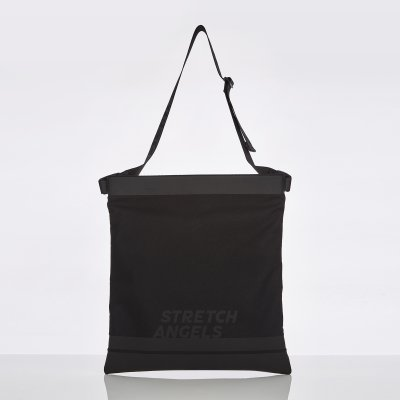 스트레치엔젤스[M.E.S.H] 3way multi gym-bag (Black)