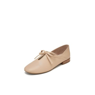 Humming flat loafer(beige)DA1DX20001BEE-J
