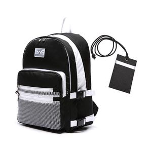 로디스 3D BACKPACK BLACK WHITE