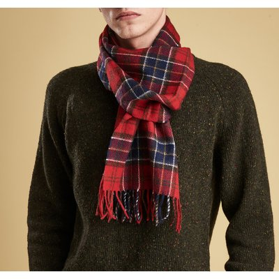 바버 로빈슨 타탄 스카프 (Barbour Robinson Tartan Scarf) BAH2USC0272RE35
