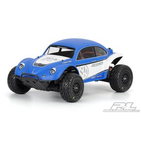 [Pro-Line Racing]AP3238-63 Volkswagen Full Fender Baja Bug Clear Body for PRO-2 SC Slash and Slash