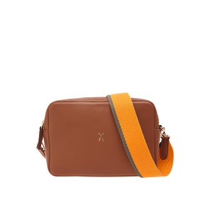 OZ Mini Square Bag Tortoise Brown(0JSJ1CB40324F)
