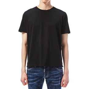 Saint laurent T-shirt With Love 1974 Print SS18 497188YB2MQ1004 Saint Laurent Men`s T-shirt (497188 YB2MQ 1004)