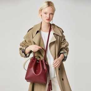 OZ Bucket Bag L Russet Brown(0JSJ1TT40303F)
