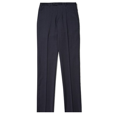 stripe pattern suit pants_CWFCM18453NYX