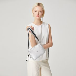 OZ Mini Square Bag Silver(0JSJ1CB40317F)