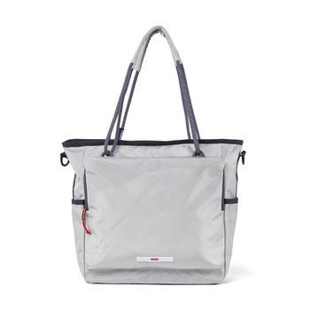 LIFE LINE TOTE LIGHT GRAY