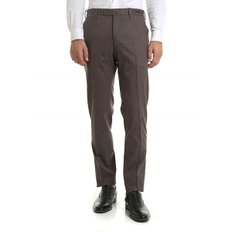 [PT01] Stretch wool trousers in gray (CO15 0170 CP DF01Z00HE1)