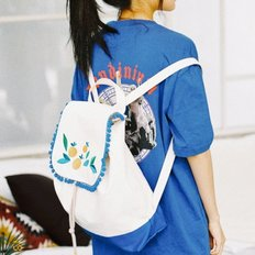 Tangerine backpack (blue)