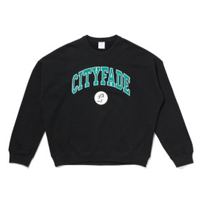 CITYFADE GRAPHIC SWEAT 블랙