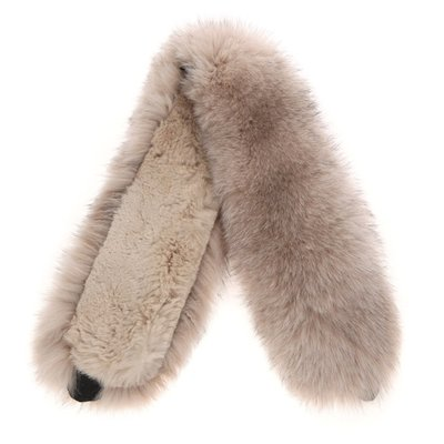 Fox Fur Muffler_DYM01