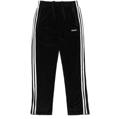 [신세계 단독 색상] Velour Track Pants BLACK