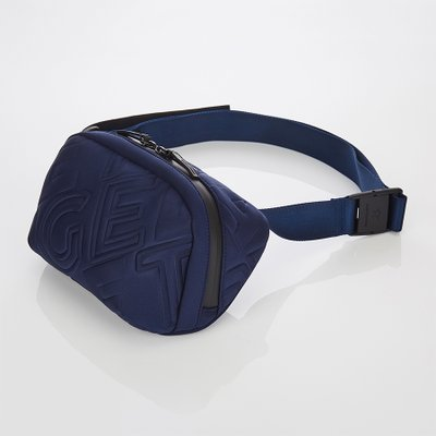 [N.E.O] SA 2way fanny-bag (Navy)