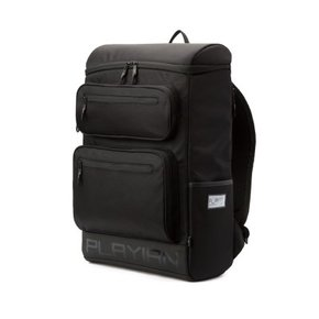 Pocket Mens Backpack_포켓맨스 백팩(EB01MBLK)