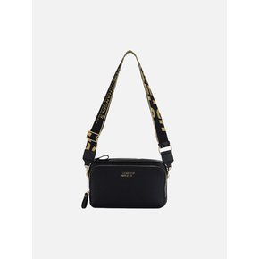 ♡SUMR11041♡Big PANINI bag_BLACK/GOLD