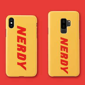 Basic Logo Phone Case (21060)