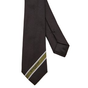 Givenchy Men`s Silk Necktie GV65LSJ175 410