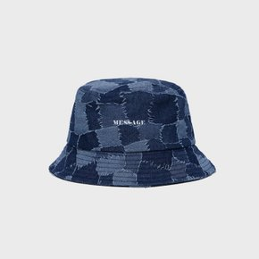 MESS AGE BUCKET HAT
