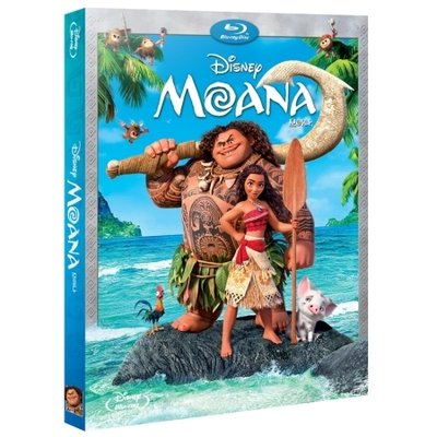 모아나 (1 Disc) [블루레이] / Moana (1 Disc) [Blu-Ray]