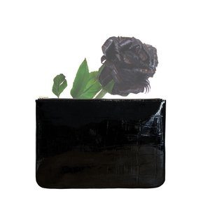 Colorful Days Clutch 330 Shine Black
