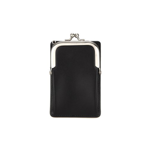 FENNEC FRAME MINI CARD WALLET - BLACK