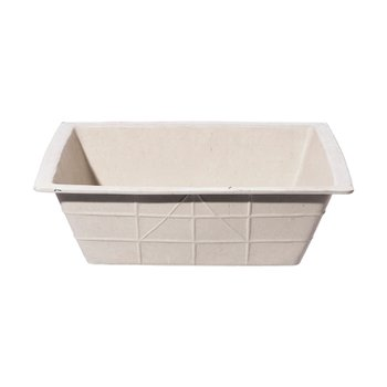 RECYCLED SOLE RUBBER BUCKET Rectangle