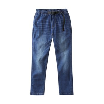 그라미치 DENIM NN-PANTS JUST CUT DARK USED