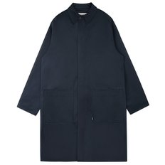 T38S BASIC MAC COAT_NAVY