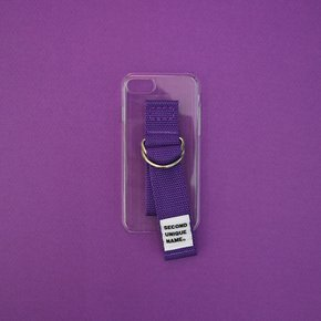 SUN CASE CLEAR PURPLE (NONE)
