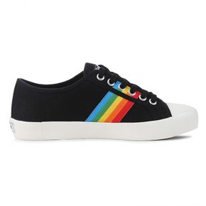 골라클래식 여성슈즈 COASTER RAINBOW CLA671BZ(BLACK/MULTI)