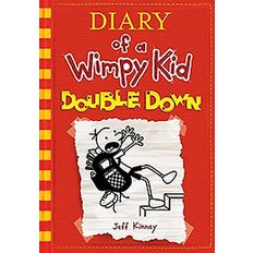 Diary of a Wimpy Kid 11: Double Down (Hardcover)  -