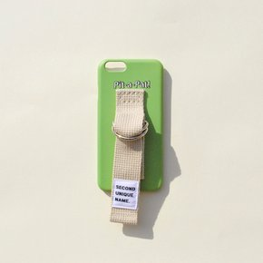 SUN CASE LIGHT GREEN IVORY (WORD)