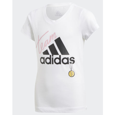 [adidas kids]YG ID GRAPHIC T(DV0284)