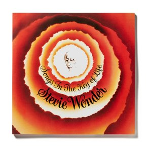 Stevie Wonder - Songs In The Key Of Life (2 LP + 7)