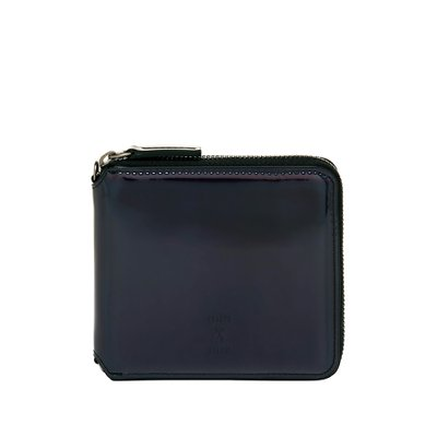 [조셉앤스테이시] Easypass OZ Wallet Half Mirror Black