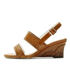 kami et muse Lazer punching strap wedge sandals_KM18s385