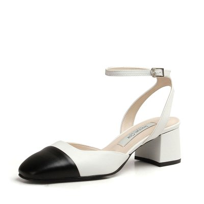 [단독콜라보]Pumps_Isis R1711_White_5/6cm