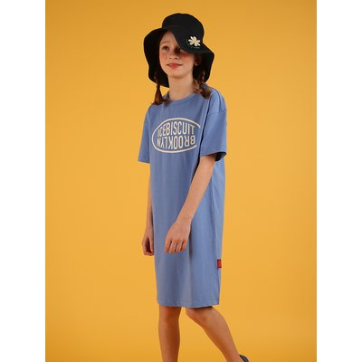 Icebiscuit classic logo short sleeve dress