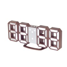 픽셀 3d LED 디지탈시계 Pixel.3D Digital Clock (RoseGold) 2018개선형