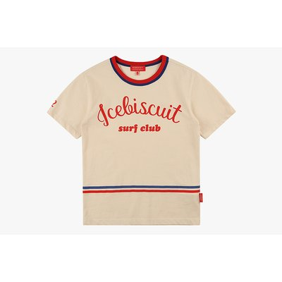 [30% sale] Surf club short sleeve tee