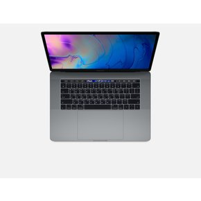 [Apple] (MR972KH/A)  2018  15형 MacBook Pro 512GB - 실버/2.6Ghz/16G/512GB