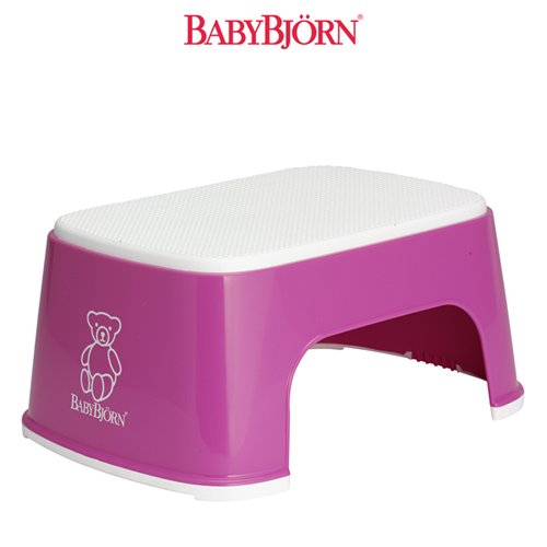 BABYBJORN Step Stool 스텝스툴 핑크