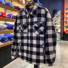 [파주점]  AP PLAID INSULATED JK94 BP BLK (12142321)